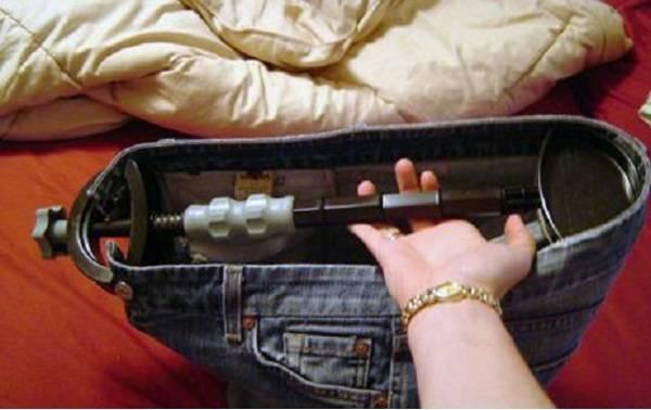 Как правильно растянуть узкие джинсы в домашних условиях: советы с фото и видео