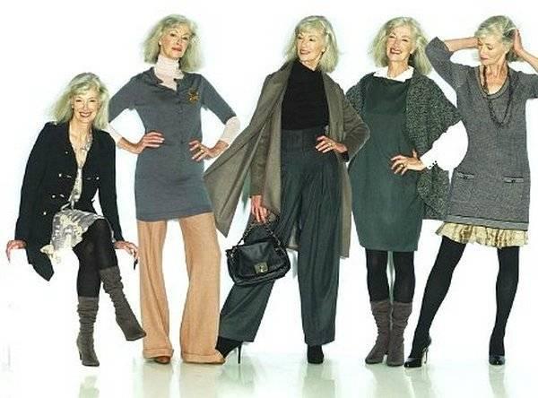 классический стиль для женщин после 50